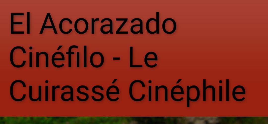 Entrevista Bachillerato Cinefilo